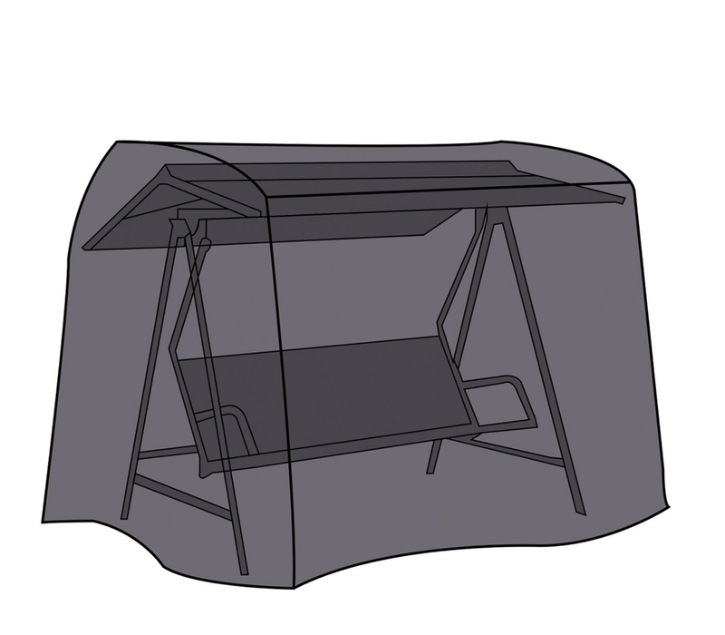 Linder Exclusiv Krycí plachta DELUXE MC2050 210x150x130 cm