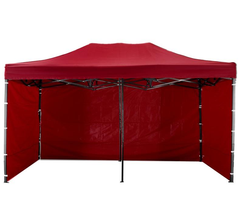 Aga Predajný stánok 3S PARTY 3x6 m Red