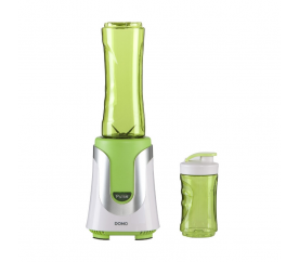 Smoothie mixér - zelený - DOMO DO436BL - DOMO