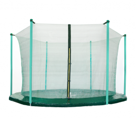 Aga Vnitřní ochranná síť 430 cm na 6 tyčí Dark Green