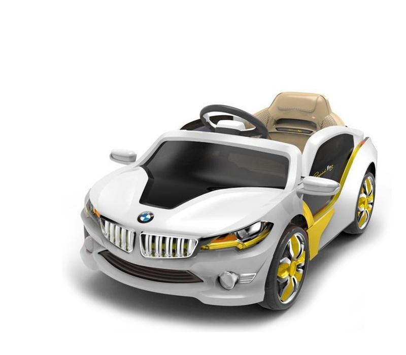 RCT Elektrické autíčko RA1008B 12V White