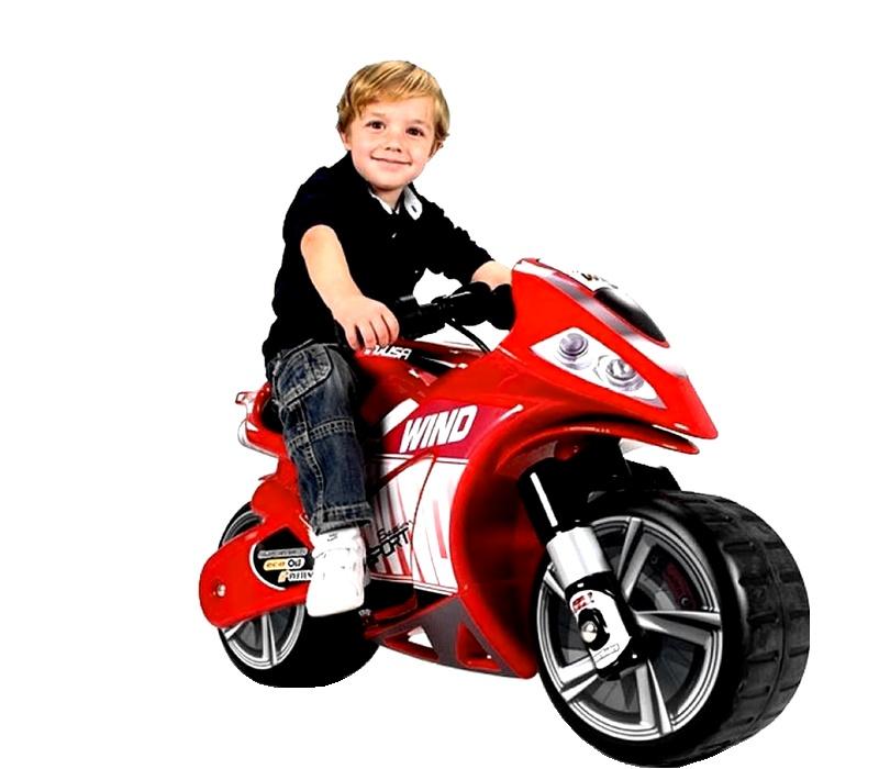 Injusa Elektrická motorka WIND 6V