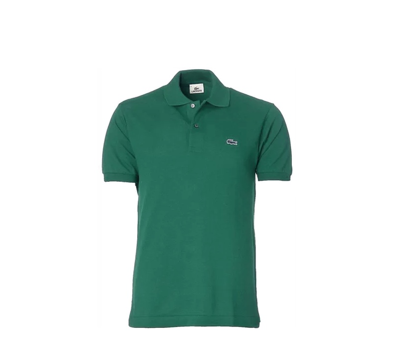Lacoste Tričko CLASSIC FIT POLO Green