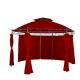 Linder Exclusiv Záhradný altánok PAVILON MC3602 Burgundy