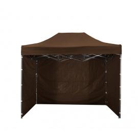 Aga Prodejní stánek 3S 2x3 m Brown