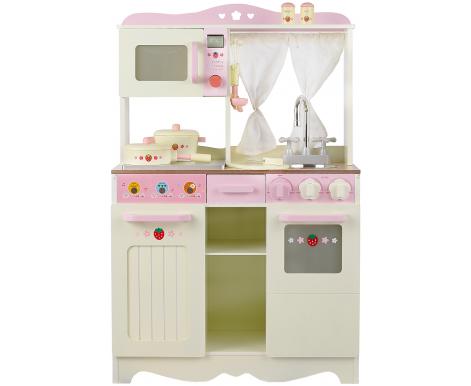 Aga4Kids Dřevěná kuchyňka RETRO COOKER