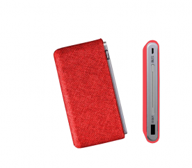 Lepow Retro 10000 mAh Red