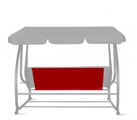 Aga Poszycie na siedzenie do Huśtawki COMFORTLUX Dark Red
