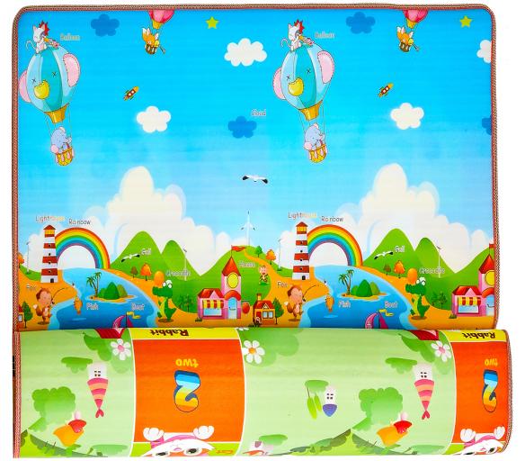 Aga4Kids Dětská pěnová hrací podložka 150*180 cm MR119