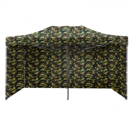 AGA kerti sátor 3F POP UP (3x6m) Army