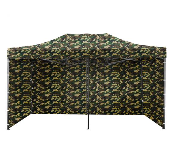 Aga Prodejní stánek 3S POP UP 3x6 m Army