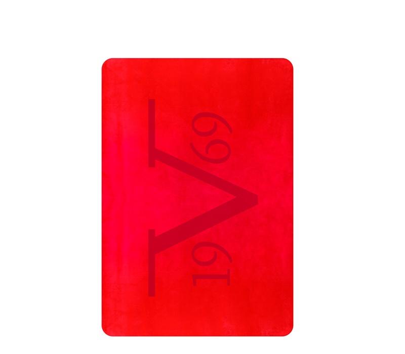 Versace 19.69 takaró FLEECE 200x150 cm C40 Red - Aga24 22b5b8cf0b