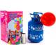 Aga4Kids Hélium do balónikov PARTY 30 MIX Green/Blue