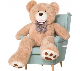 Aga4Kids Plyšový medvěd 160 cm Amigo Beige