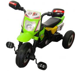 R-Sport Dziecięcy motorek rowerek trójkołowy M5 Green