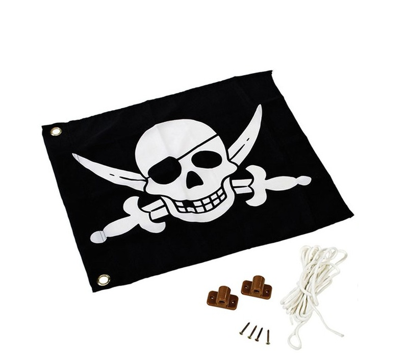 Axi Vlajka FLAG Pirate