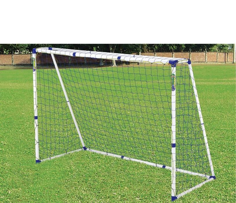 Aga Fotbalová branka JC-250S 244x183 cm