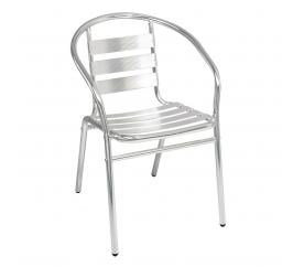 Linder Exclusiv Zahradní kovová židle MC4602