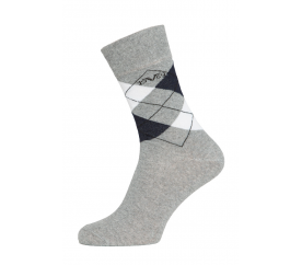 Versace zoknik BUSINESS 5-Pack Light Grey-White (C172)