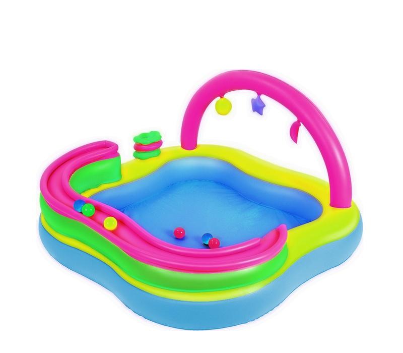 Bestway Pool Spielcenter 157x157x89 cm 52125