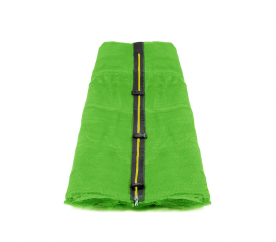 Aga Siatka do trampoliny 430 cm 14ft wewnętrzna na 6 słupków Light Green (ring)