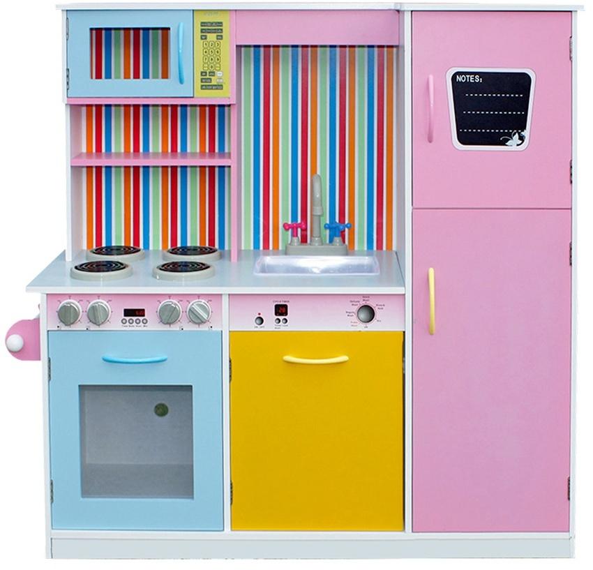 Aga4Kids Kuchyňka RAINBOW W10C166