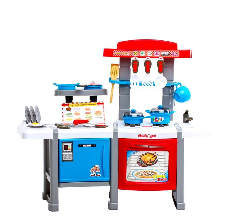 Doris Plastová kuchyňka HM006034 (703) Red Blue