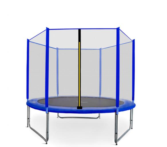 Aga SPORT PRO Trampolína 250 cm Blue + ochranná síť
