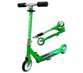 R-Sport roller H6 145 mm kerekek Green