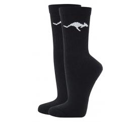 Kangaroos Sportovní ponožky 3-PACK Black
