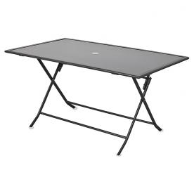 Linder Exclusiv BISTRO MC330853DG 140x85x70cm kerti asztal