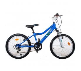 """CXC Amor gyerek kerékpár 20"""" kék"""