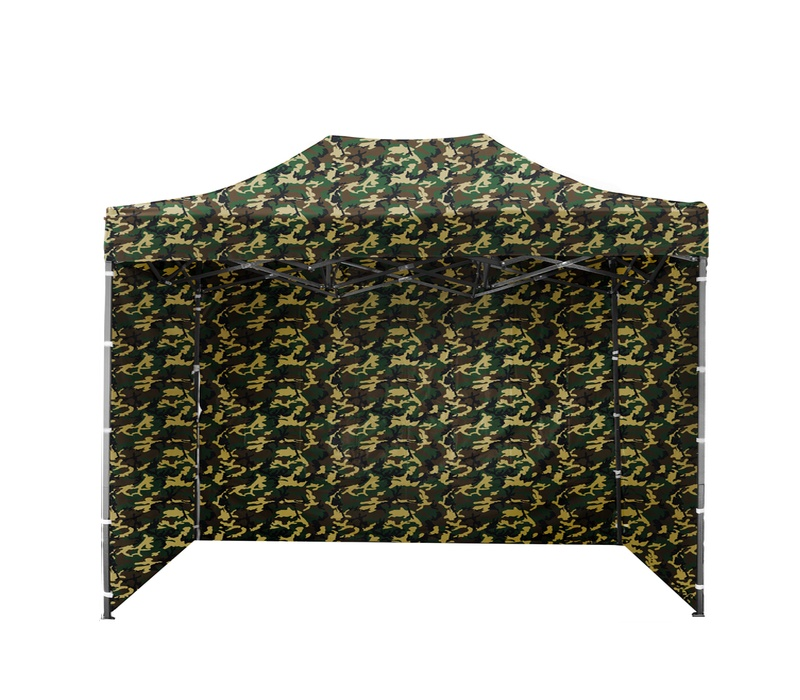 Aga Prodejní stánek 3S POP UP 2x3 m Army