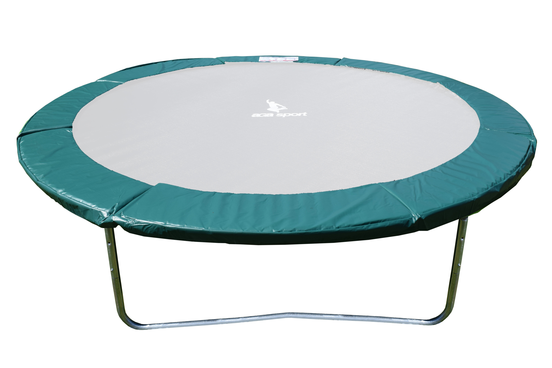 Aga Kryt pružin na trampolínu 430 cm Dark Green