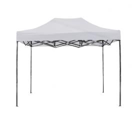 Aga pót tető  POP UP 3x6 m White