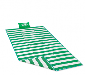 Nils Camp Plážová deka NC1300 Green