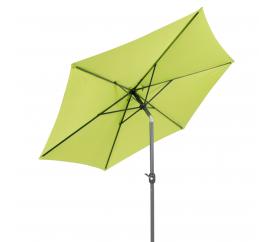 Linder Exclusiv Slunečník Knick 250 cm Lime