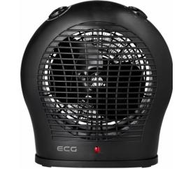 Teplovzdušný ventilátor ECGTV30- černý - ECG