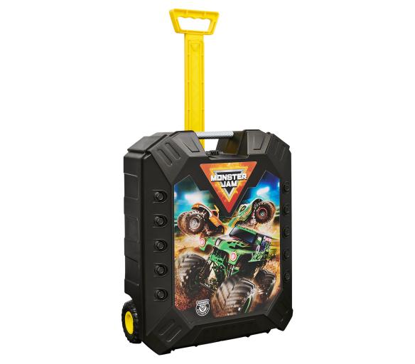 Monster Jam kufr na kolečkách