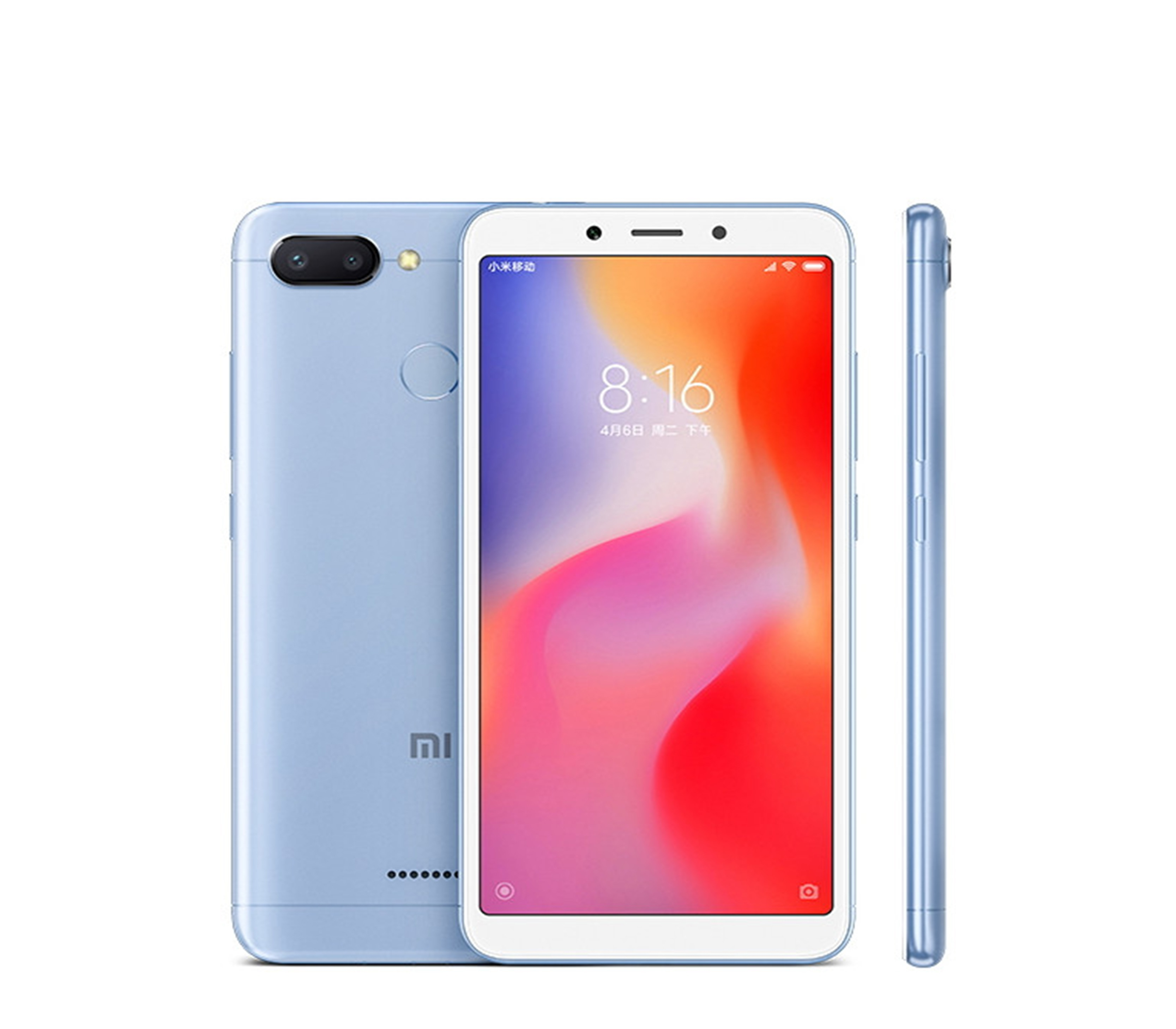 Xiaomi Redmi 6 3GB/64GB Blue