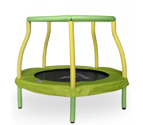 Aga gyerek trambulin 116 cm Light Green/Yellow