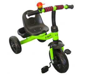 R-Sport gyerek tricikli  T1 Green