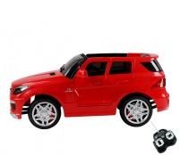 RCT Elektrické autíčko MERCEDES ML63 12V Red