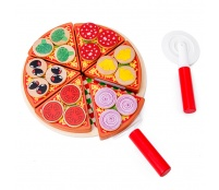 Aga4Kids Krájecí pizza PIZZA TOY