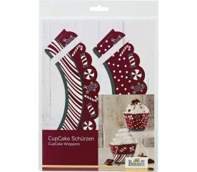 Opakowanie na świąteczne muffinki CANDY CHRISTMAS - Birkmann - Birkmann