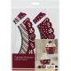 Vánoční obaly na muffiny CANDY CHRISTMAS - Birkmann - Birkmann