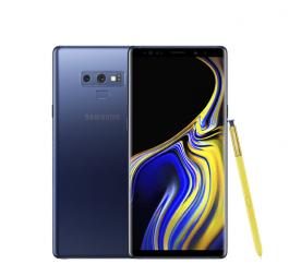 """Samsung Galaxy Note 9 N960F 128GB """"Dual SIM"""" Blue"""