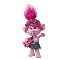 Trolls zpívající figurka Poppy s rockovým přísluše