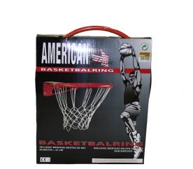 Spartan Obręcz do gry w koszykówkę BASKET RING - FEDER