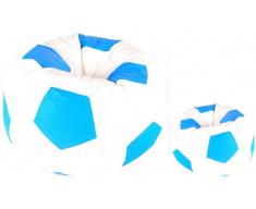Aga ülőhely BALL Szín: fehér - kék